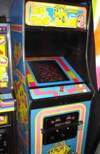 Ms. Pac-Man!
